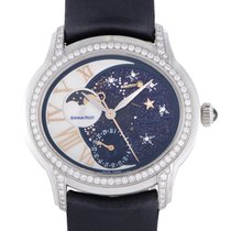 Audemars Piguet Millenary Starlit Sky Night Theme 77315BC.ZZ.D...