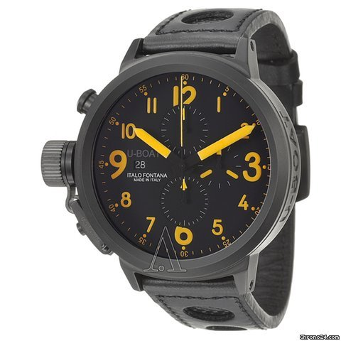 U-Boat Men&amp;#39;s Flight Deck CAB Watch