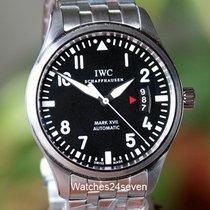 IWC Pilot's Mark XVII on Bracelet Model IW326504