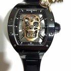 Richard Mille [ONLY 1 NEW] RM 52-01 Tourbillon Skull Nano...