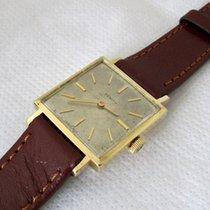 Zenith vintage 18ct golden watch, serviced
