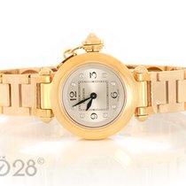 Cartier NEU -27% Cartier Miss Pasha WJ124016 Roségold Diamante...