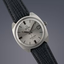 Omega Seamaster Cosmic stainless steel automatic watch