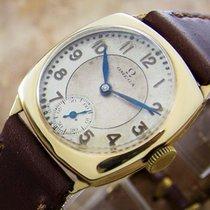 Omega Cal 26.5 Sobt.2 Manual Solid Gold Men 30s Luxury Dress...