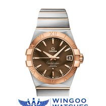 Omega Constellation Co-Axial 38 MM Ref. 123.20.38.21.13.001
