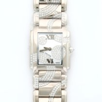 Patek Philippe White Gold Twenty-4 Diamond Bracelet Ref. 4910/49G