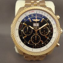 Breitling Bentley 6.75 Chrono Pink Gold Limited / 49mm