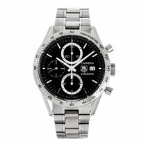 TAG Heuer Carrera Automatic Chronograph CV2016 (Pre-Owned)