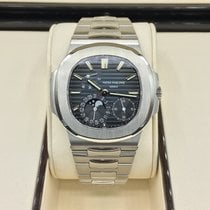 Patek Philippe Nautilus Stainless Steel 5712/1A-001 FLAWLESS