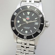 TAG Heuer Professional 200m Stahl/ Stahl WD1210
