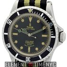 Tudor Prince Vintage Stainless Steel Black Dial 40mm Circa...