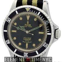Tudor Prince Vintage Stainless Steel Black Dial 40mm Circa...