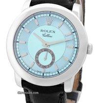 """Rolex """"Cellini Cellinium"""" Strapwatch."""