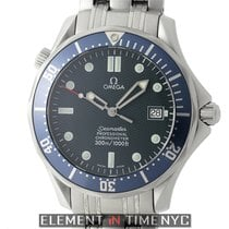 Omega Seamaster 300 M Chronometer Steel Blue Dial 41mm Circa...