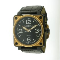 Bell & Ross BR01-92 AUTO Gold Carbon