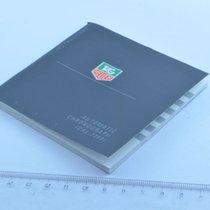 TAG Heuer Manual Anleitung Automatik Chrono Cal 7750