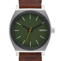 Nixon A045-2334 Small Time Teller Unisex 37mm 10ATM