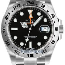 Rolex Explorer II 42mm 216570 Black