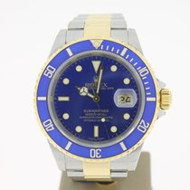 Rolex Submariner Steel/Gold BlueMethalic Dial (BOX2000)  40mm