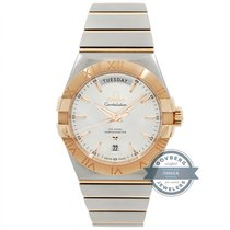 Omega Constellation Day-Date 123.20.38.22.02.001