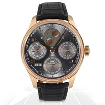 IWC Portugieser Perpetual Calendar Double Moonphase - IW503404