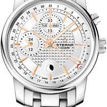 Eterna Soleur Moonphase Chronograph Automatik 8340.41.18.1225
