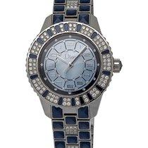 Dior Christal Stainless Steel Diamond Ladies Watch – CD113510M001