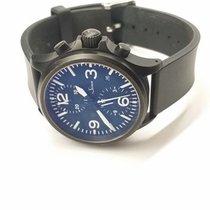 Sinn 756 S Duochronograph - men's wristwatch