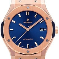 Hublot Classic Fusion 45mm Automatic King Gold Blue