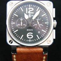 Bell & Ross BR 03-94 Chronographe Full Set 6/2009