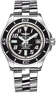 Breitling Superocean 42 Stainless Steel
