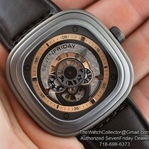 Sevenfriday P2-1 47MM INDUSTRIAL ENGINES WATCH