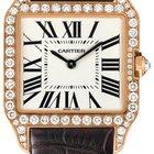 Cartier Santos Dumont Ladies Watch
