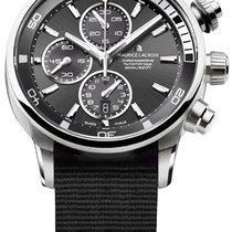 Maurice Lacroix Pontos S Chronograph, Date, White Details,...