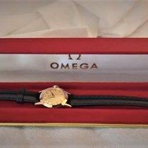 Omega vintage 14ct golden jubileum model