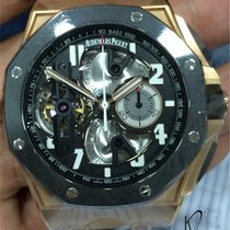 Audemars Piguet Royal Oak Offshore Tourbillon Chronograph in...