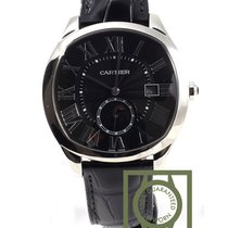 Cartier Drive Automatic Stainless Steel Black dial NEW