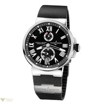 Ulysse Nardin Marine Chronometer Manufacture Stainless Steel...