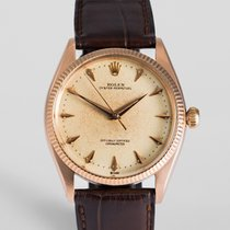 Rolex Oyster Perpetual Vintage - Rose Gold