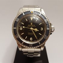 Rolex Submariner underline Explorer pointed crown guard 5512