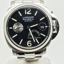 Panerai LUMINOR MARINA AUTOMATIC POWER RESERVE WITH PAPERS
