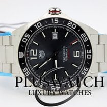 TAG Heuer Formula 1 200M Calibre 5 43mm Anthracite Dial T