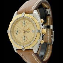 Breitling Chronomat Ref.: D13050 - Edelstahl/Gelbgold - Bj.:...