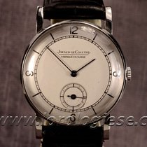 Jaeger-LeCoultre Classic Time Vinatge 1940` Steel Watch Cal. 428