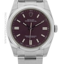 Rolex stainless steel Oyster Perpetual