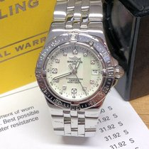 Breitling Starliner A71340 - Serviced By Breitling