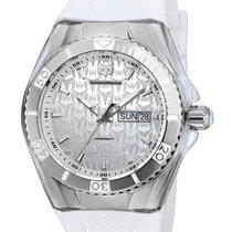 Technomarine Cruise Men - Stainless Steel - Silver Logo Dial -...