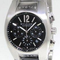 Bulgari Ergon Chronograph Stainless Steel Automatic Mens Watch...
