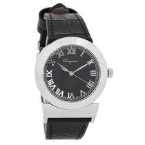 Salvatore Ferragamo Ladies Grande Maison Quartz Watch F72SBQ99...