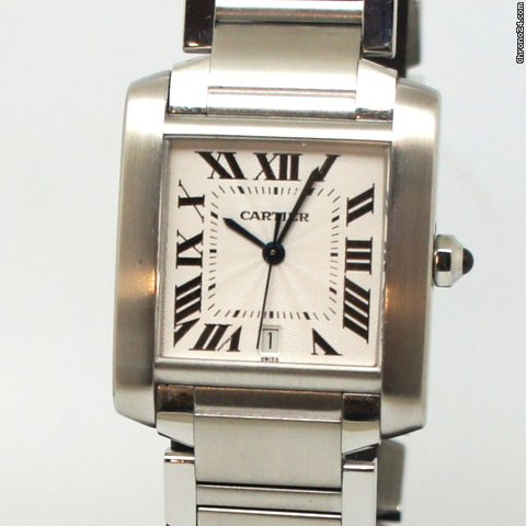 Cartier Tank Francaise